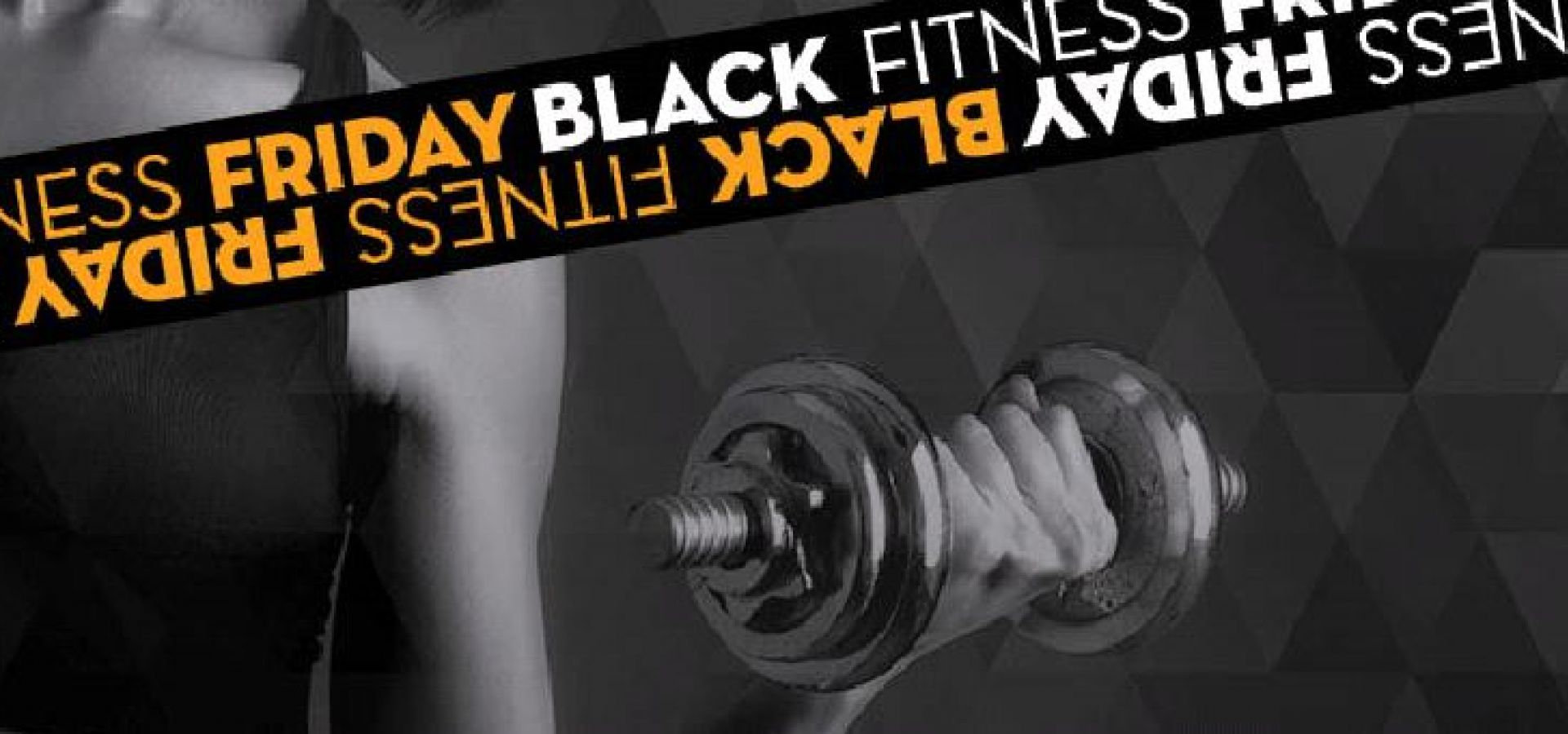 BLACK FITNESS FRIDAY